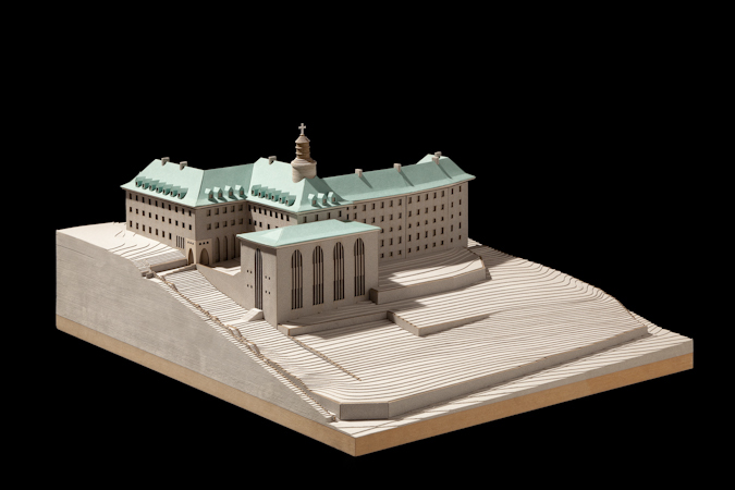 Architekt Bruchsal bernhard friese architekturmodelle